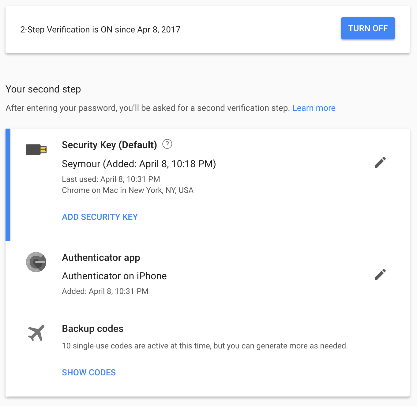 How To Add A Security Key To Your Gmail (Tech Solidarity)